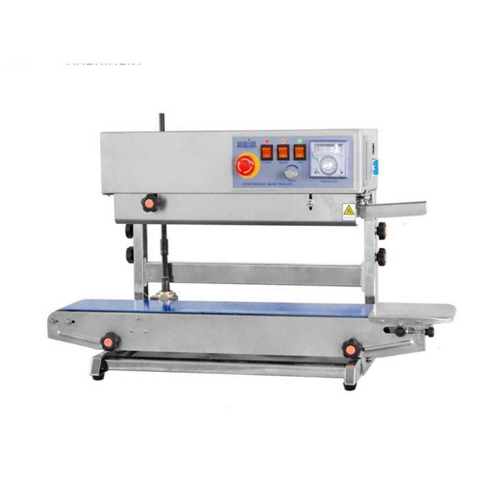 Continuous Band Sealer-Vertical