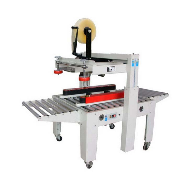 Carton Sealer-Side Belt
