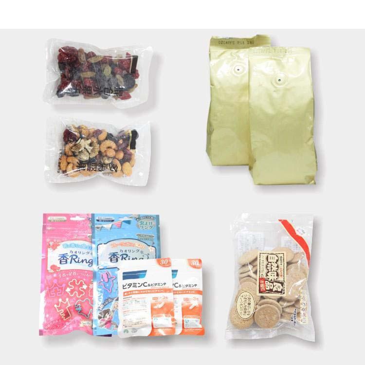 Hand Impulse Sealer - packed sample