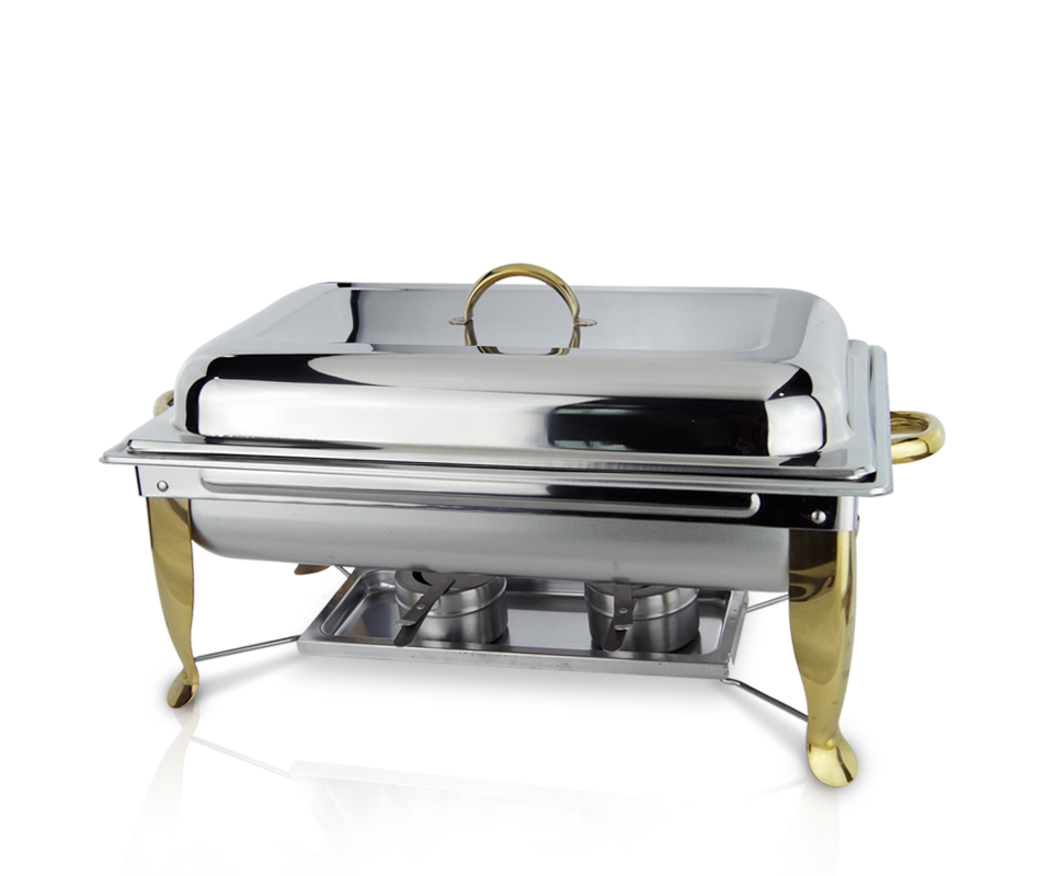 Chafing Dish-Lid Type
