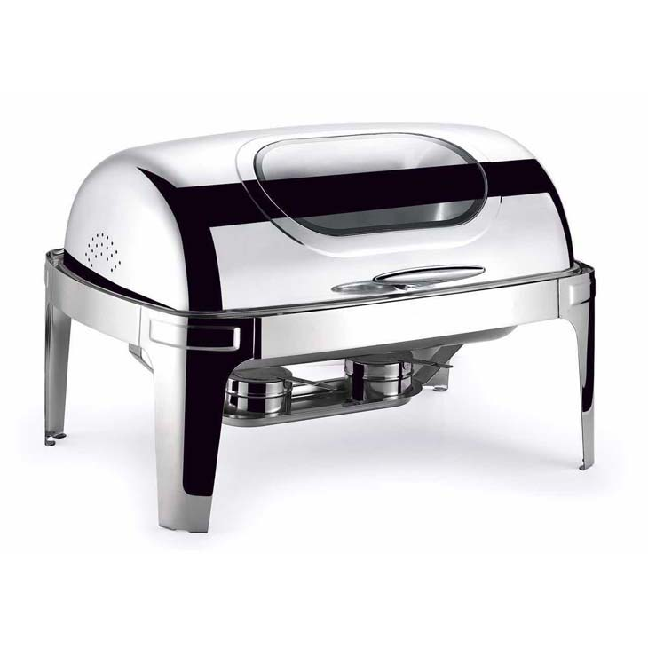 Chafing Dish- Roller Top