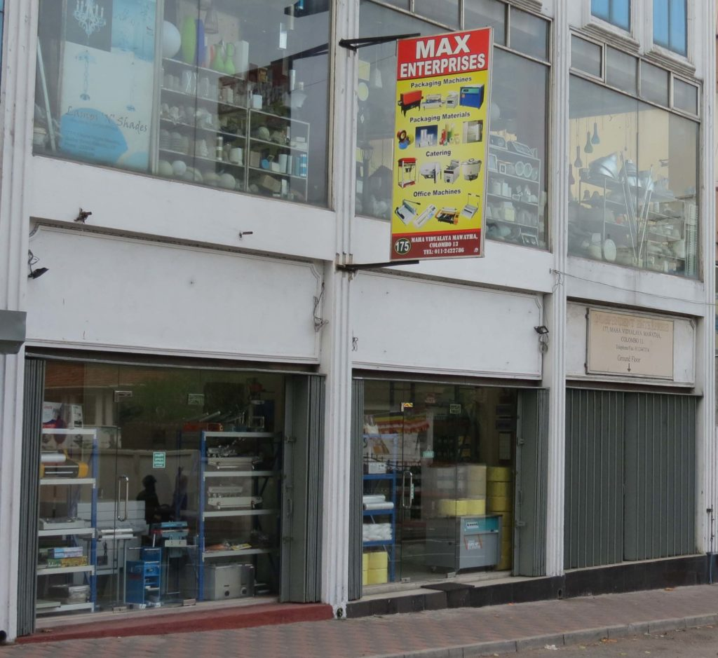 Max Enterprises - New Office