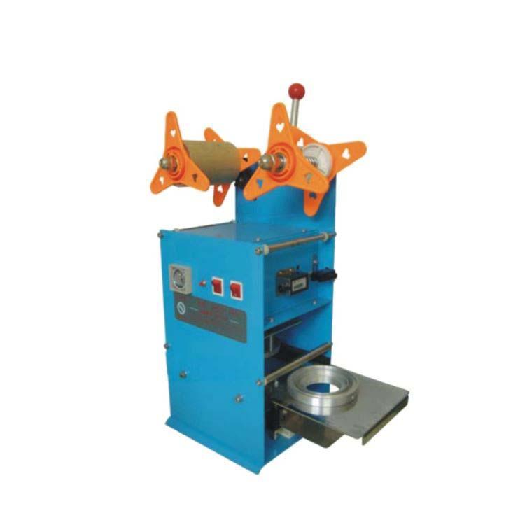 Semi-Automatic Cup Sealer